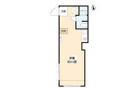 1R Mansion in Takada - Toshima-ku