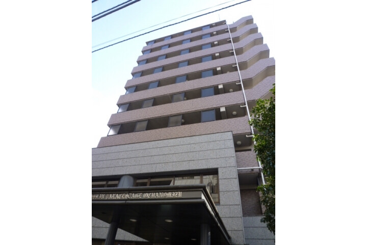 1R マンション 文京区 外観