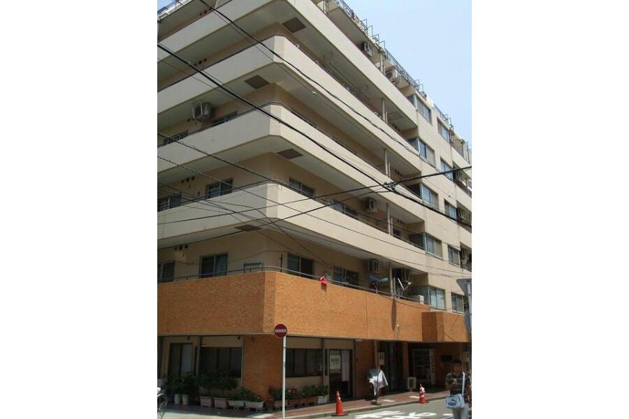1DK 맨션 to Rent in Yokohama-shi Naka-ku Exterior
