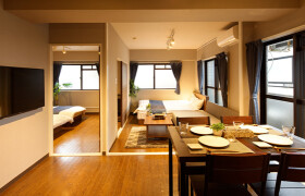 大阪市浪速区恵美須西-2LDK公寓大厦