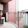 2LDK Apartment to Buy in Osaka-shi Tennoji-ku Balcony / Veranda