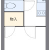 1K 아파트 to Rent in Nerima-ku Floorplan