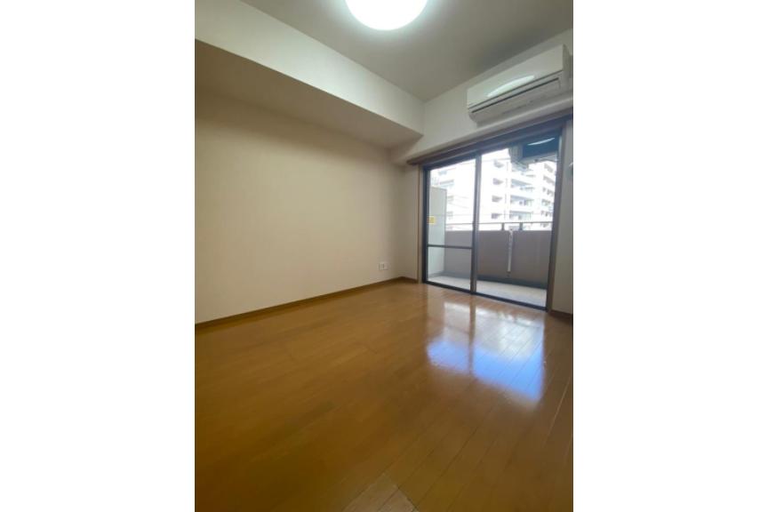 1K Apartment to Rent in Minato-ku Bedroom