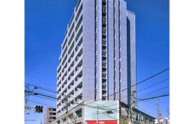 港區三田-1DK公寓大廈