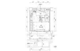 1K Mansion in Wakaba - Shinjuku-ku
