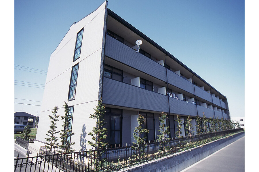 1K Apartment to Rent in Mobara-shi Exterior