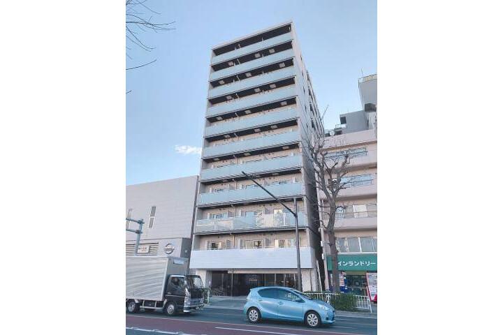 1LDK マンション 横浜市中区 外観