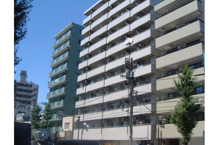 在横濱市中區購買1R 公寓大廈的房產 戶外