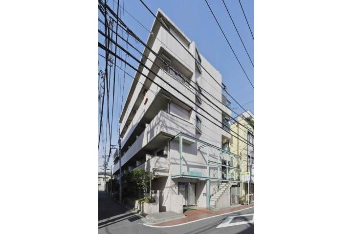 在豐島區內租賃1K 公寓大廈 的房產 戶外