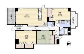 3LDK Mansion in Toyama(sonota) - Shinjuku-ku
