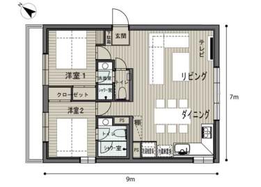10LDK Hotel/Ryokan to Buy in Abuta-gun Kutchan-cho Floorplan