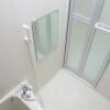 1K Apartment to Rent in Yokohama-shi Kohoku-ku Bathroom