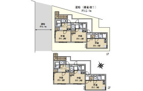 Whole Building {building type} in Honda - Kokubunji-shi