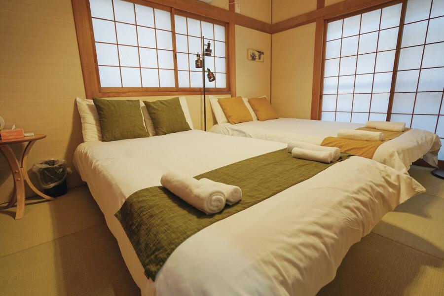 4LDK House to Rent in Osaka-shi Nishinari-ku Bedroom