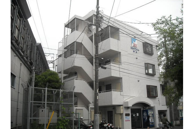 1R マンション 横浜市港北区 外観