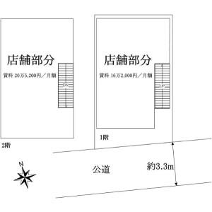Whole Building {building type} in Nakano - Nakano-ku Floorplan