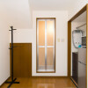 在新宿區內租賃1R 公寓大廈 的房產 臥室