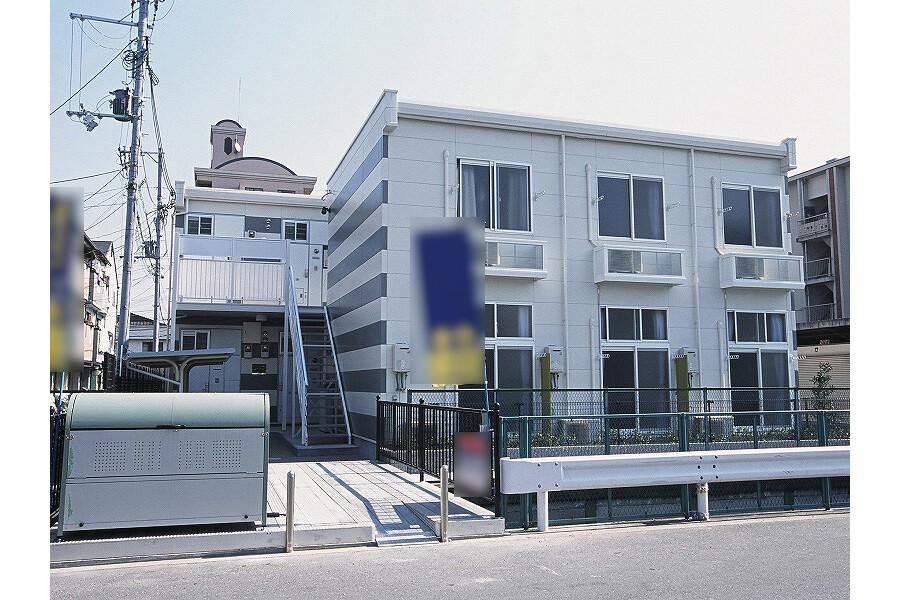 1K Apartment to Rent in Osaka-shi Hirano-ku Exterior