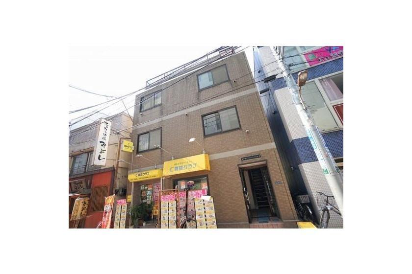 1R Apartment to Rent in Koto-ku Exterior
