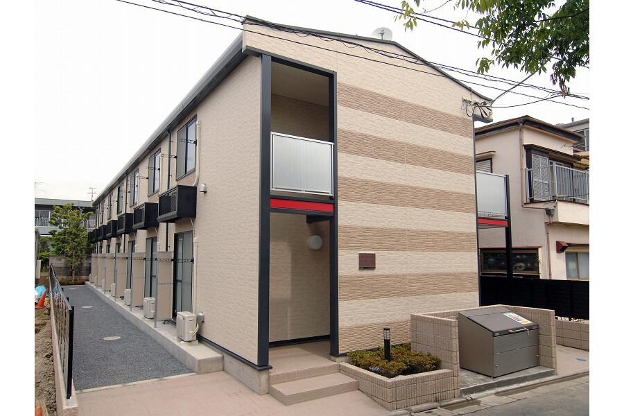 1K 아파트 to Rent in Edogawa-ku Exterior