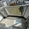 1R Apartment to Rent in Hachioji-shi Balcony / Veranda
