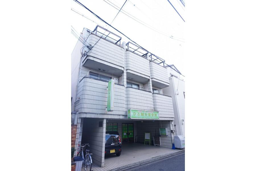 1R Apartment to Rent in Kyoto-shi Kamigyo-ku Exterior