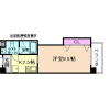 1K Apartment to Rent in Osaka-shi Nishiyodogawa-ku Floorplan