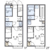 1K Apartment to Rent in Kobe-shi Chuo-ku Floorplan