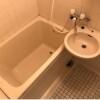 1K Apartment to Rent in Osaka-shi Tennoji-ku Bathroom