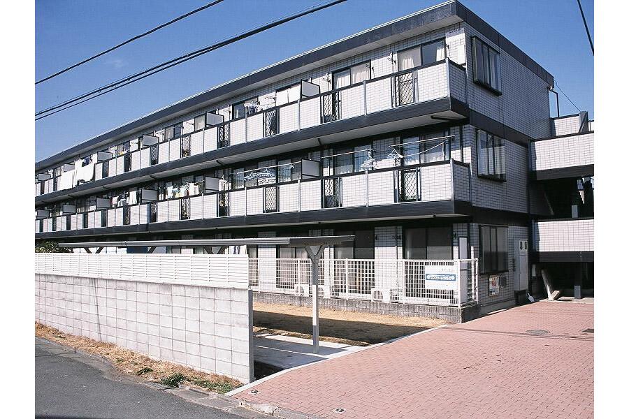 1LDK Apartment to Rent in Fuchu-shi Exterior