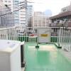 在新宿區內租賃1R 公寓大廈 的房產 陽台
