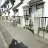 4K Terrace house to Rent in Nagareyama-shi Building Entrance