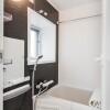 在台东区内租赁1K 公寓大厦 的 浴室
