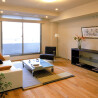 1R Apartment to Rent in Minato-ku Model Room