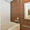 在台东区购买1LDK 公寓大厦的 浴室