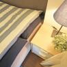 2DK マンション 中野区 ベッドルーム