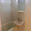 在港區內租賃1K 公寓大廈 的房產 浴室