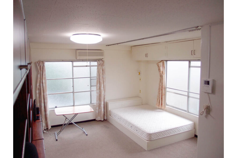 在板桥区内租赁1K 公寓大厦 的 内部