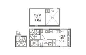 1SK Mansion in Hongo - Bunkyo-ku