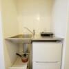 1R Apartment to Rent in Nakano-ku Kitchen