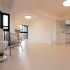 2LDK Apartment to Buy in Osaka-shi Tennoji-ku Living Room