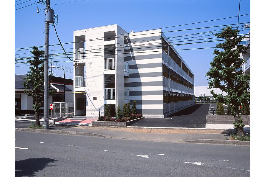 1K Apartment to Rent in Ebina-shi Exterior
