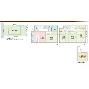 4DK {building type} in Minamikarasuyama - Setagaya-ku Floorplan