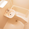 1K Apartment to Rent in Fujisawa-shi Bathroom