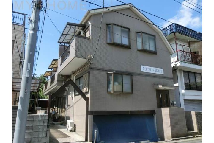 3DK 戸建て 江戸川区 外観