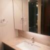 在港區內租賃2LDK 公寓大廈 的房產 盥洗室