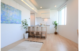 品川區小山台-1R公寓大廈