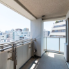 2LDK Apartment to Buy in Meguro-ku Balcony / Veranda