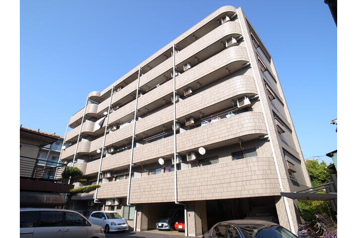 1R Apartment to Rent in Chiba-shi Chuo-ku Exterior
