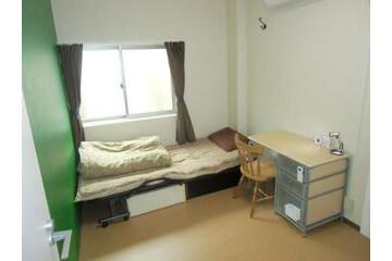 在大阪市東成區內租賃私人 合租公寓 的房產 臥室